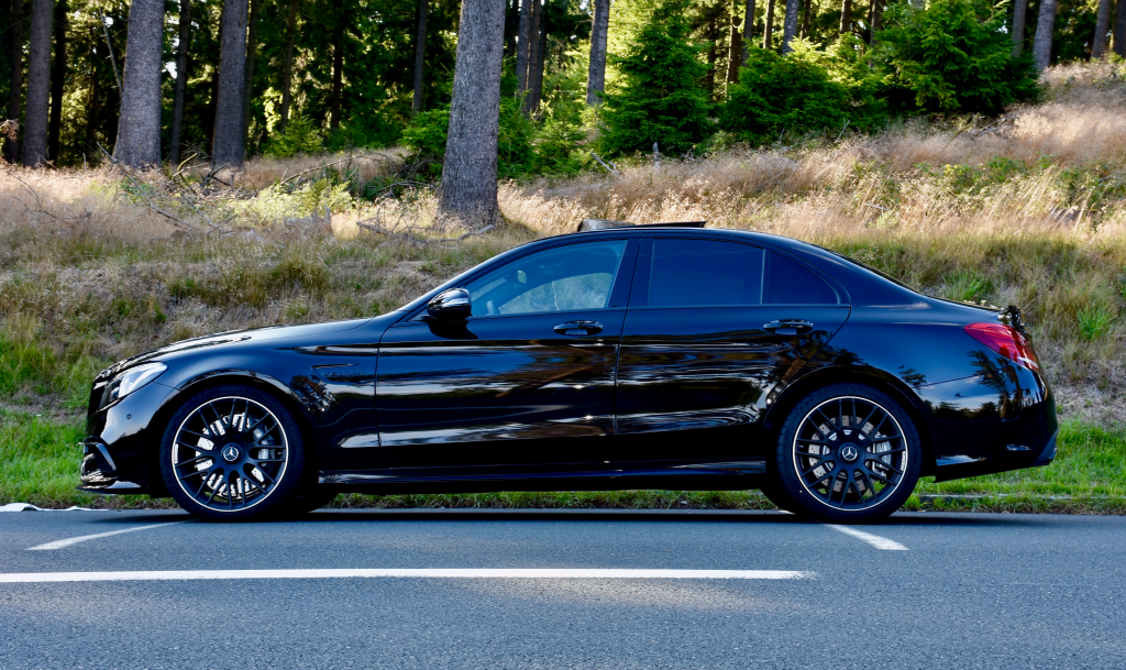 c63 amg test and review of the w205 limousine