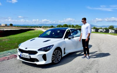 KIA Stinger GT Test