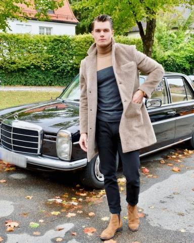 Dominik Persy Autumn Style