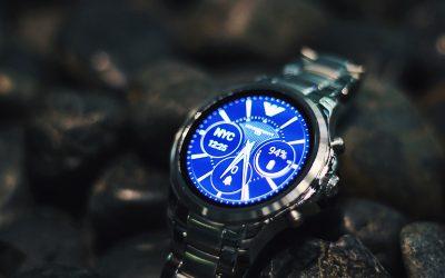 Emporio Armani Smartwatch Test