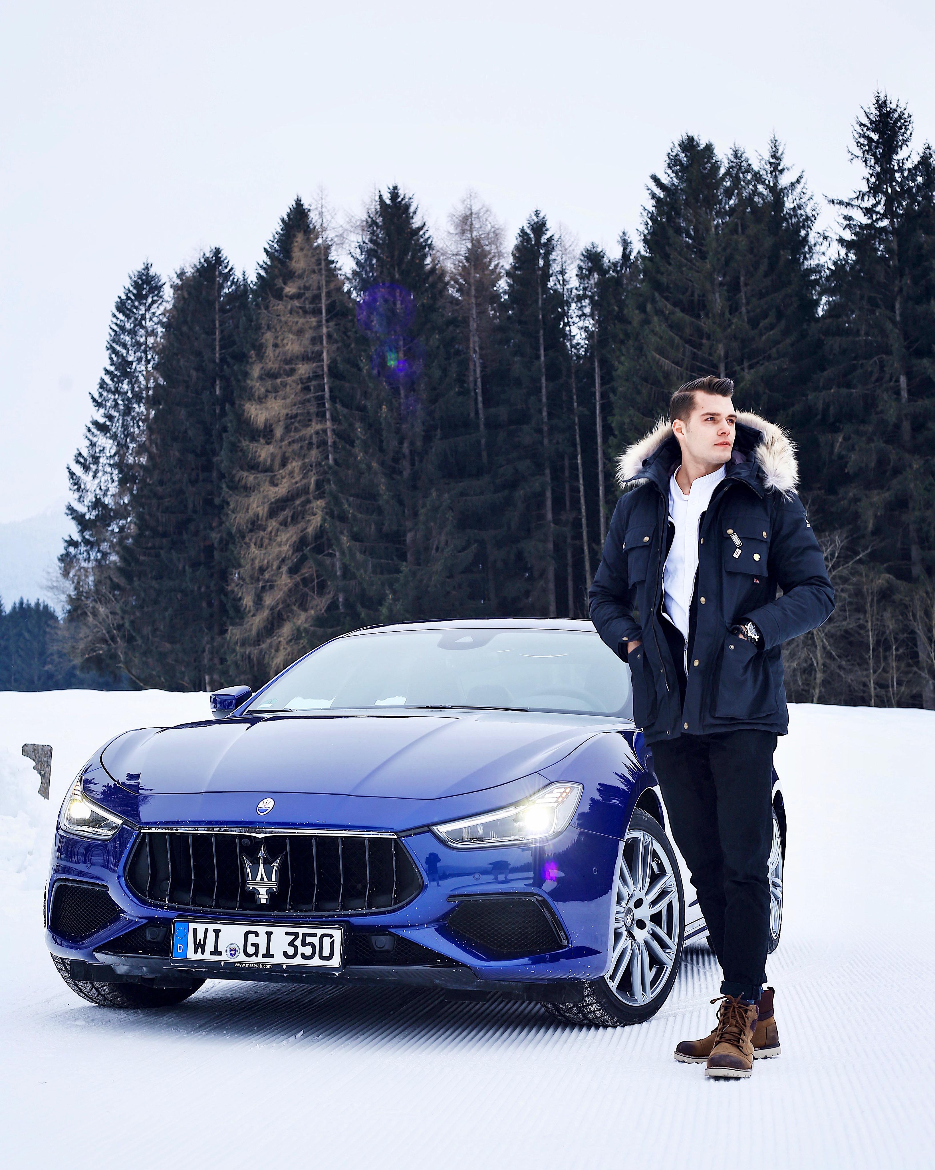 Maserati Tour Saalfelden @felixfr98