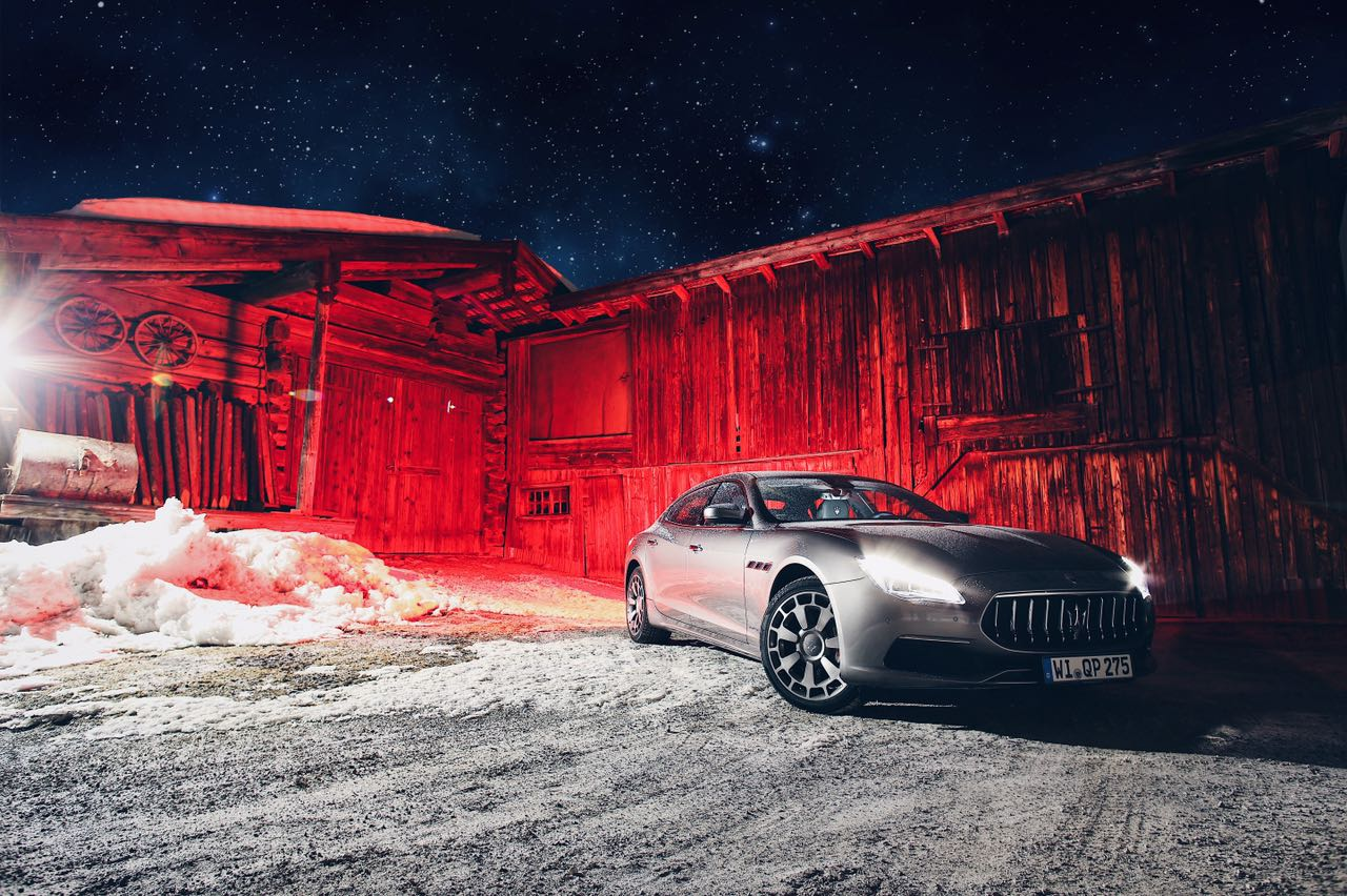 Quattroporte Night