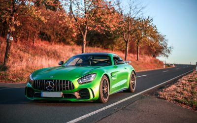 The BEAST of the Green Hell – AMG GTR